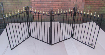 Wrought Iron Gates Cwmbran Pontypool Wrought Iron